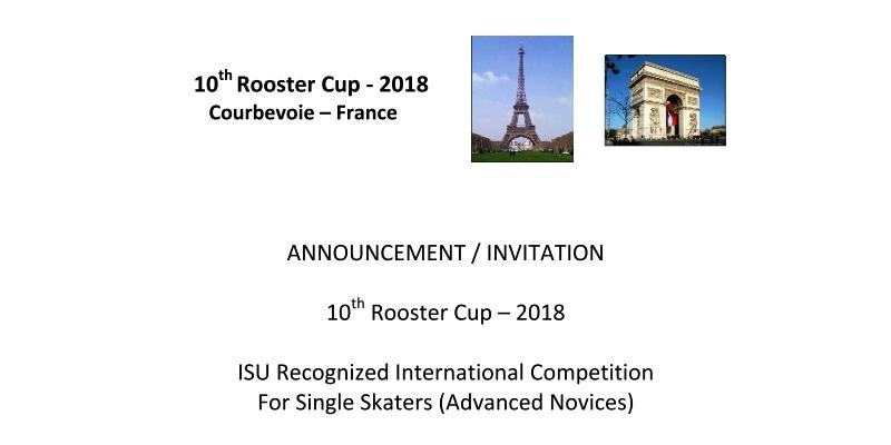 ROOSTER CUP 2018